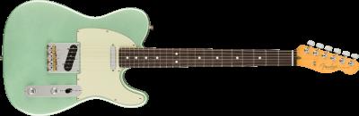 Fender American Professional Ii Telecaster Rosewood Mystic Surf Green