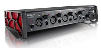 Tascam Us4X4 HR Scheda audio Usb Midi 4 In 4 Out