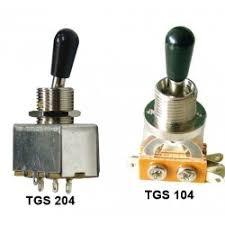 Stealton Pickup Switch 3 Posizioni Aperto per Les Paul Tgs104