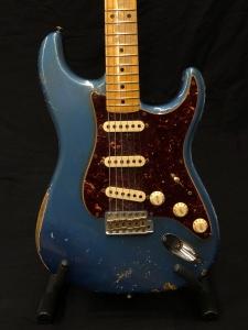 fender 57 stratocaster heavy relic usata