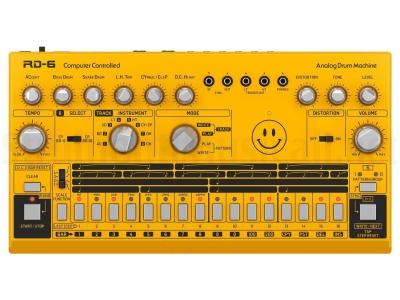 Behringer Rd6 AM Analog Drum Machine