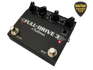 FULLTONE FULL DRIVE 3 OVERDRIVE USATO