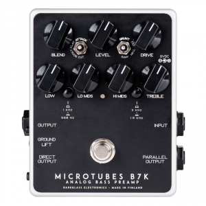 Darkglass Microtubes B7K V2 Pedale Effetto