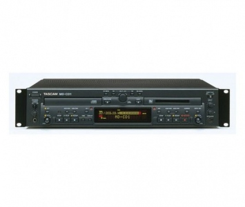 TASCAM MD-CD1 MK3 CD PLAYER