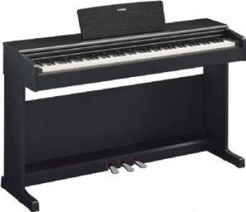 YAMAHA ARIUS YDP103 BLACK PIANOFORTE DIGITALE