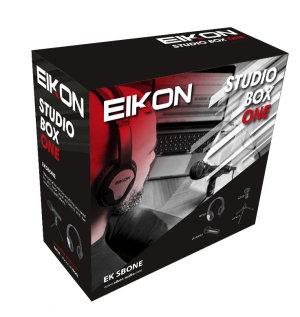 Eikon EKSBONE Bundle Base per Home recording