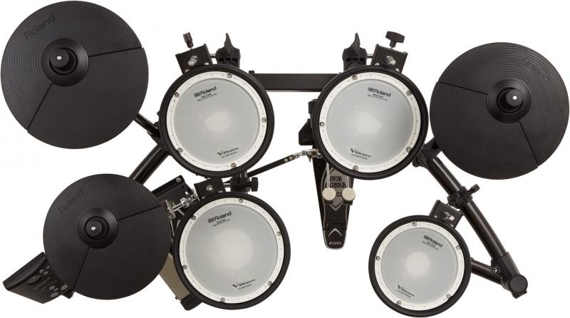 Roland Td1Dmk V-Drums Set Completo Batteria Elettronica 1