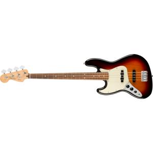 Fender Player Series Jazz Bass Pau Ferro 3 Color Sunburst Mancino