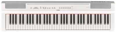 YAMAHA P121WH STAGE PIANO 73 TASTI WHITE