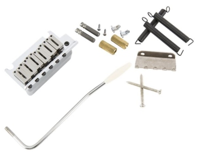 Fender American Series Stratocaster Tremolo Bridge Assemblies Chrome