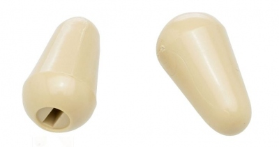 FENDER STRATOCASTER SWITCH TIPS BLACK SET DI 2