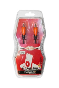 BESPECO CAVO JACK STEREO MT 3