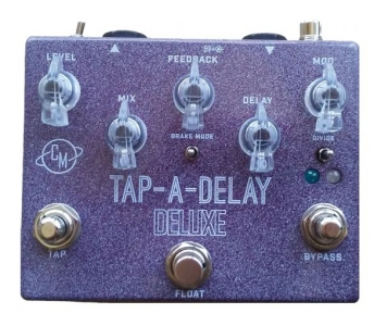 CUSACK MUSIC TAP A DELAY DELUXE PEDALE EFFETTO