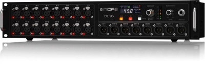 MIDAS DL16 STAGE BOX DIGITALE 16 IN 8 OUT