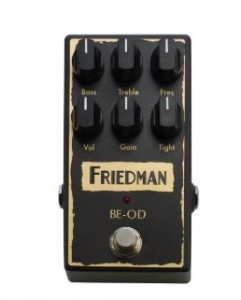 FRIEDMAN BE OD OVERDRIVE PEDALE EFFETTO