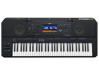 YAMAHA PSR SX700 WORKSTATION