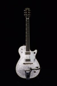 Gretsch G6129T59 Vintage Select 59 Silver Jet With Bigsby