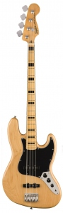 SQUIER CLASSIC VIBE 70S JAZZ BASS NATURAL