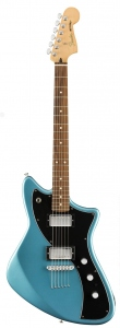 FENDER METEORA HH PAU FERRO LAKE PLACID BLUE