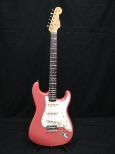 Fender 1964 Stratocaster Relic Journeyman Super Faded Fiesta Red