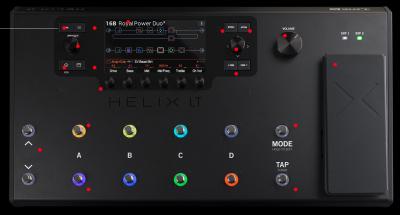 Line6 Helix Lt Multieffetto E Amp Modeler