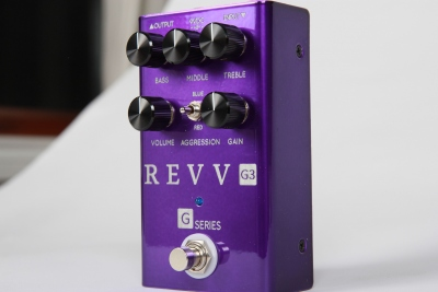 REVV G3 OVEDRIVE/DISTORTION