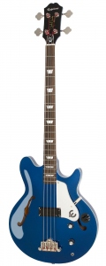 EPIPHONE LIMITED EDITION JACK CASADY BASS CHICAGO BLUE PEARL