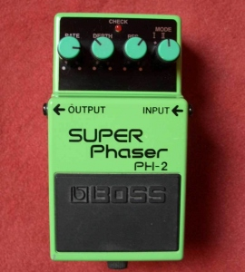 boss ph2 phaser usato
