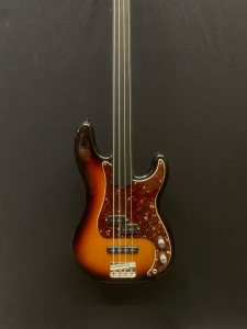 Fender Precision Tony Franklin Fretless Usato