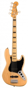 SQUIER CLASSIC VIBE 70S JAZZ BASS V NATURAL