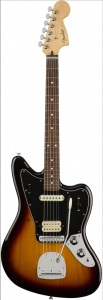 FENDER PLAYER JAGUAR PAU FERRO 3TONE SUNBURST