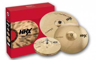 SABIAN HHX15005XEBP EVOLUTION PERFORMANCE SET