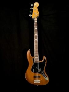 Fender Jazz 1974 Mocha Brown Basso Elettrico Usato