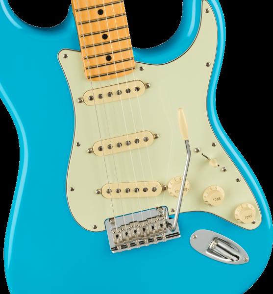 Fender American Professional Ii Stratocaster Maple Miami Blue 1