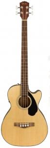 Fender Cb-60Sce Natural Basso Acustico Elettrificato
