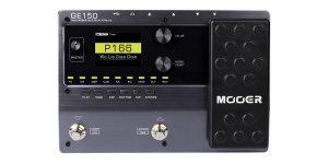 Mooer Ge150 Pedaliera Multi Effetto Per Chitarra Elettrica
