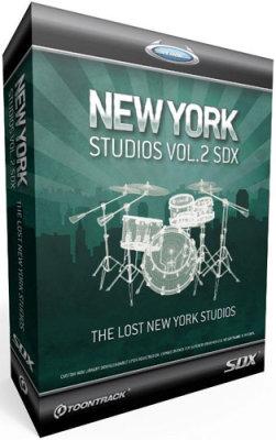 TOONTRACK SDX New York Studios Vol 2 (Codice)