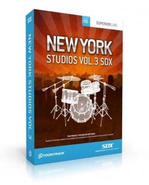 TOONTRACK SDX New York Studios Vol 3 (Codice)