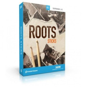 TOONTRACK SDX Roots: Sticks (Boxed)