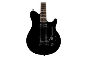 Sterling by Music Man Axis Guitar Black