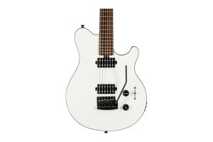 Sterling by Music Man Axis Guitar White