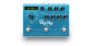 STRYMON BIG SKY RIVERBERO PROGRAMMABILE