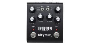 STRYMON IRIDIUM PEDALE AMP MODELER E IMPULSE RESPONSE CABINET